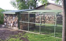 chicken runs and coops fieldstone