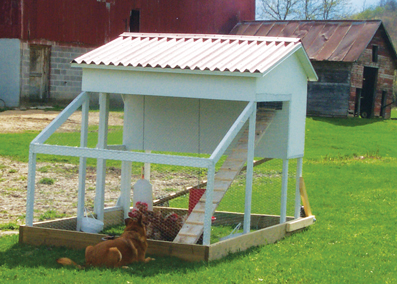 chicken-tractor-designs