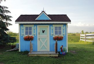 Chicken Coops Special Issue — Cozy Cottage