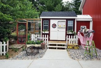 Coolest Coops 2018 — The Breakfast Club Chicken Coop