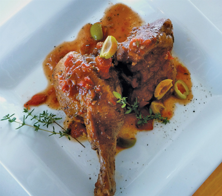 A Braised Duck Recipe: Perfect for a Gathering
