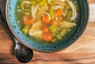 Chicken Soup is Good Medicine