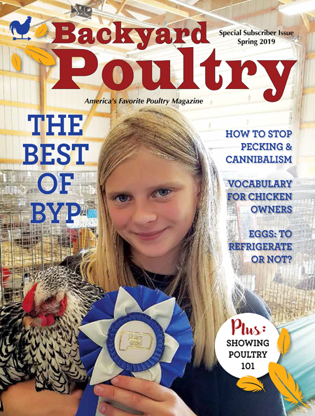 Backyard Poultry Special Issue — The Best of BYP