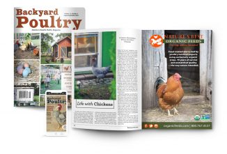 Backyard Poultry All-Access Membership (6 Issues + Digital)