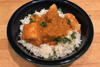 Butter Chicken and Masala