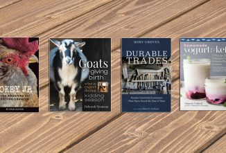Homesteading Books: 4 Titles for 2021